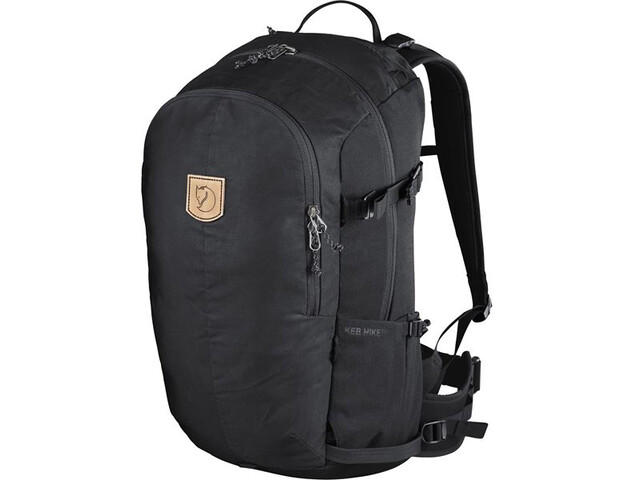 Fjällräven Keb Hike 30 Backpack black-black
